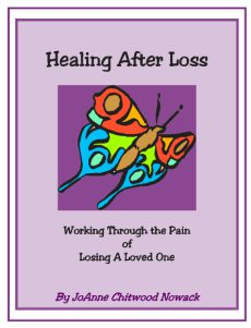 healing book cover